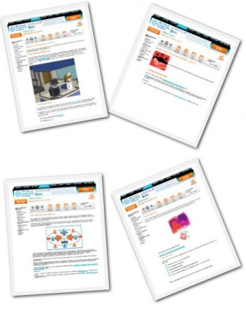 screenshots of toolkits