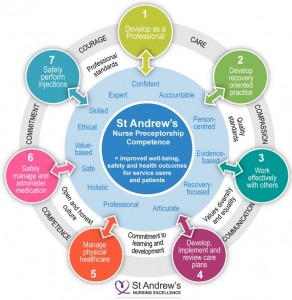 competency framework diagram